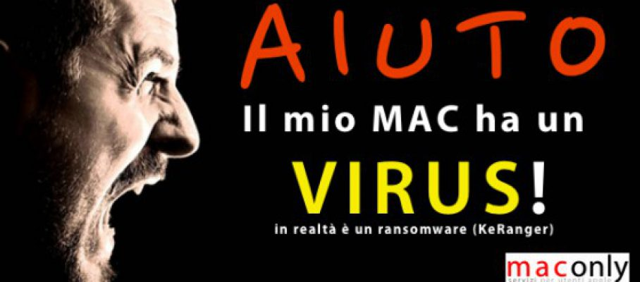 VIRUS Apple OS X 1