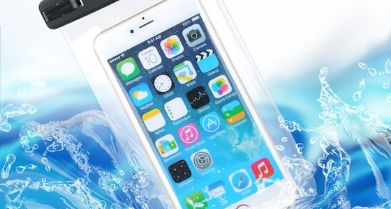 custodia iPhone impermeabile